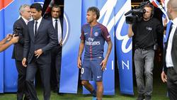Bei PSG hat Neymar noch einen Vertrag bis 2022