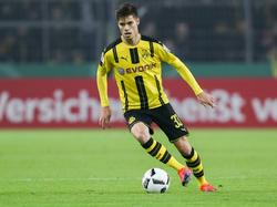 Weigl jugó esta tamporada 16 partidos con el Dortmund. (Foto: Getty)