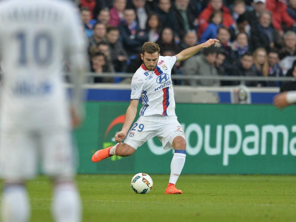 Lucas Tousart soll das Interesse des FC Bayern geweckt haben