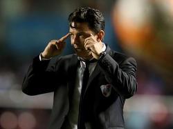 Marcelo Gallardo en una imagen de archivo. (Foto: Getty)