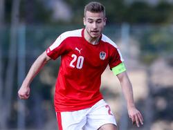 Lovrič bleibt bis 2019 bei Sturm Graz