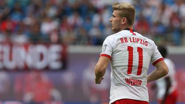 Timo Werner wird immer wieder beim FC Bayern gehandelt