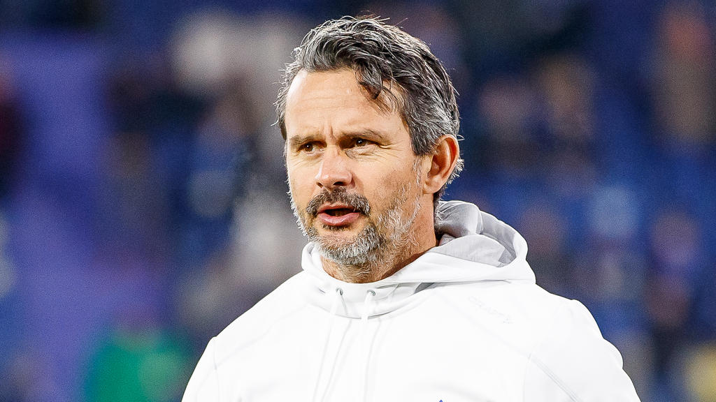 Heuert Dirk Schuster bei Erzgebirge Aue an?