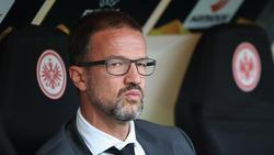 Fredi Bobic ist seit 2016 Sportvorstand von Eintracht Frankfurt