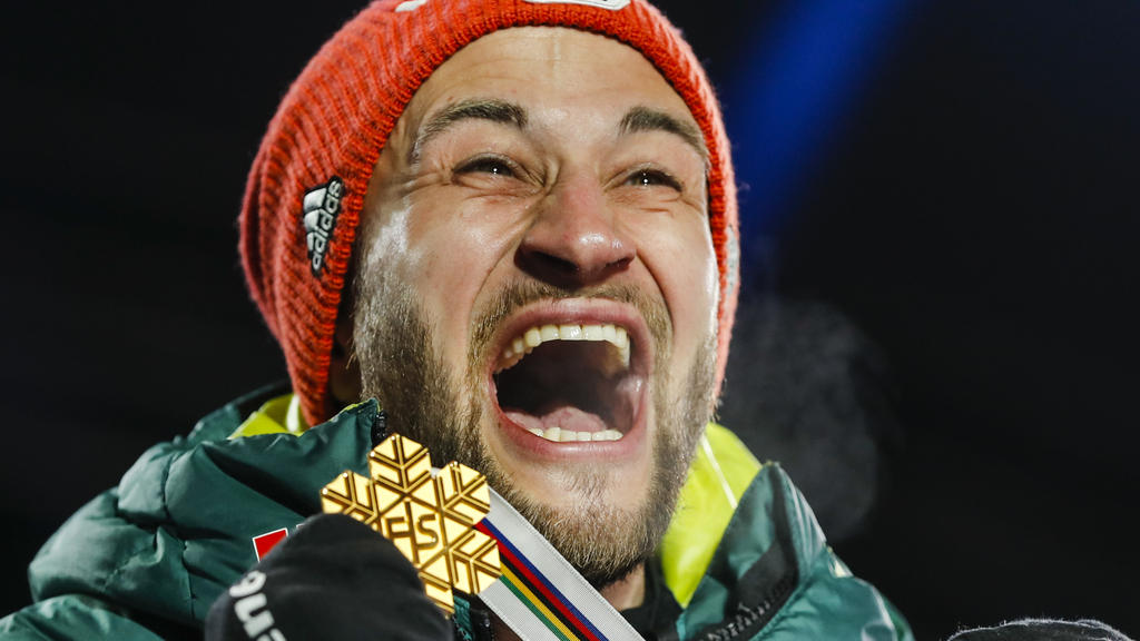 Markus Eisenbichler setzte sich bei der Sportlerwahl Der Beste 2019 durch