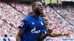 Salif Sané hat sich beim FC Schalke 04 freigeschwommen