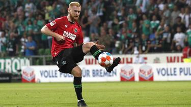 Sebastian Kerk erzielte das Goldene Tor gegen St. Pauli