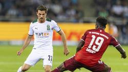 Jonas Hofmann wurde mit einem Wechsel zum FC Bayern in Verbindung gebracht