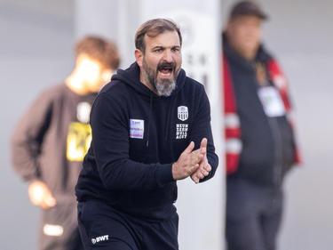 """LASK-Coach Wieland: """"Es wird ein schweres Jahr"""""""