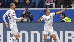 Eintracht Frankfurt ist endlich in die Erfolgsspur zurückgekehrt