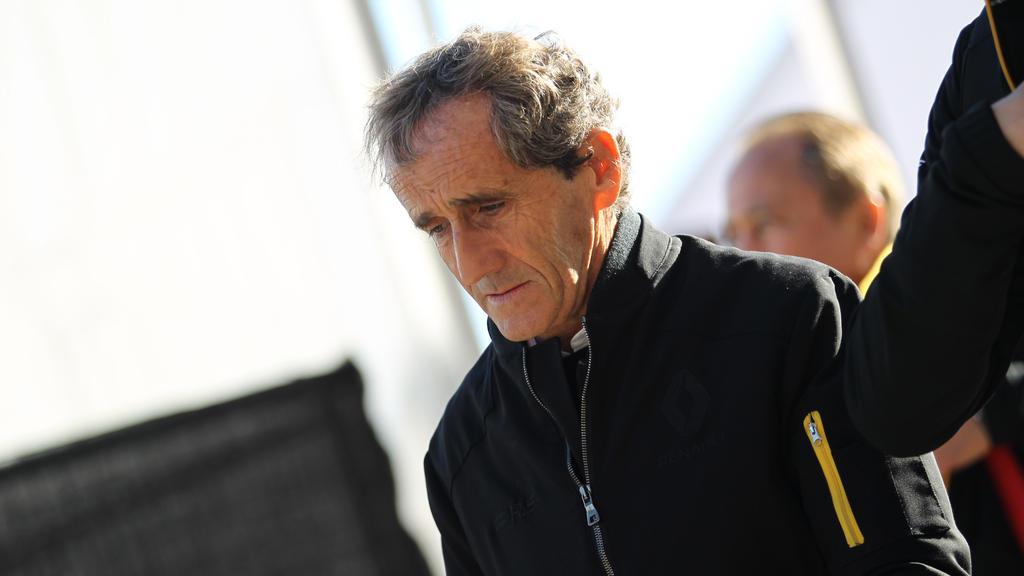 Renault bietet seinen Kritikern immer wieder Futter, weiß Alain Prost