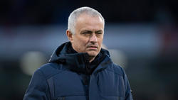 José Mourinho und Tottenham Hotspur stecken in einer Krise