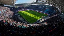 Das Champions-League-Duell zwischen RB Leipzig und Tottenham Hotspur findet mit Zuschauern statt
