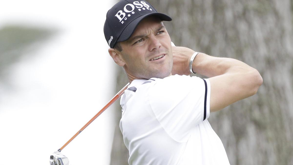 Starker Auftakt von Martin Kaymer bei der PGA Championship