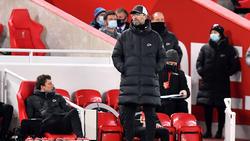 Jürgen Klopp gewinnt zu Hause aktuell mit Liverpool keinen Blumentopf mehr