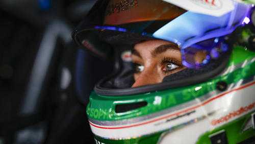 Sophia Flörsch fährt 2021 für Abt-Audi in der DTM