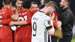 Timo Werner erlebte keine gute Woche mit der Nationalmannschaft