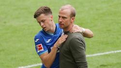 Christoph Baumgartner fehlt der TSG Hoffenheim