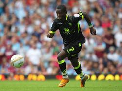 Max Gradel conoce bien el fútbol inglés, aquí con la camiseta del Leeds. (Foto: Getty)