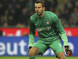 Samir Handanovič bleibt bei Inter