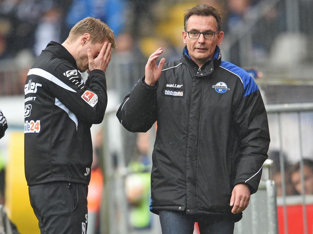 Michael Born war seit 2011 Manager des SC Paderborn