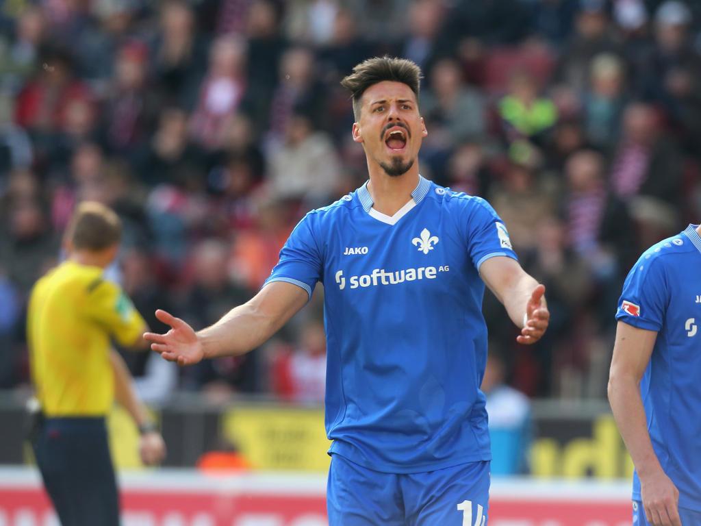 Sandro Wagner soll bei Werder hoch im Kurs stehen