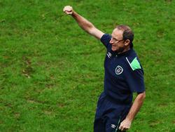 O'Neill lobte die hohe Qualität der ÖFB-Truppe