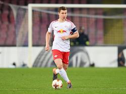 Willi Orban will mit RB Leipzig Titel gewinnen