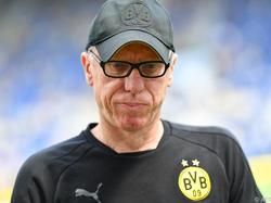 Stöger nicht mehr Dortmund-Trainer