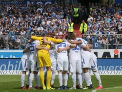 Der Karlsruher SC will in die zweite Bundesliga aufsteigen