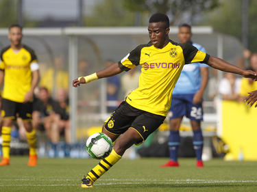 Youssoufa Moukoko trifft mit Borussia Dortmund im U17-Finale auf Bayern München