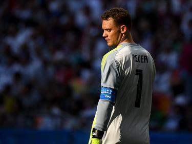 Neuer ha estado de suspenso al igual que el resto de sus compañeros. (Foto: Getty)