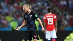 Dem Kroaten Domagoj Vida droht Ärger von der FIFA