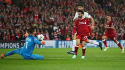 Spielt demnächst im Trikot von Liverpool: Alisson