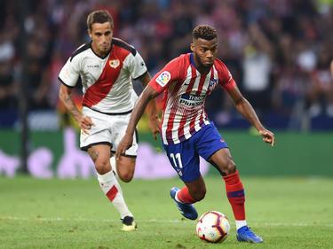 Lemar no termina de encontrar su sitio en el Atlético.