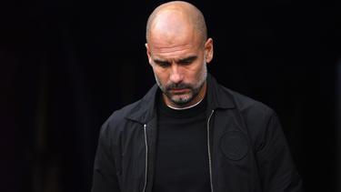 Pep Guardiola nur zu Gast beim FC Bayern?