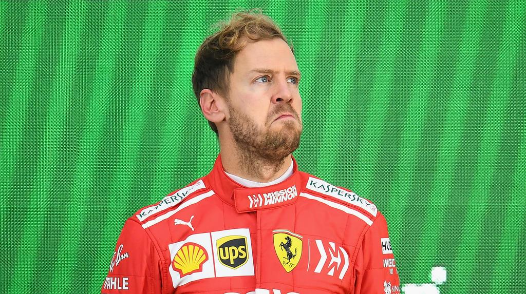 Sebastian Vettel will künftig die Lücke zu Mercedes und Lewis Hamilton schließen