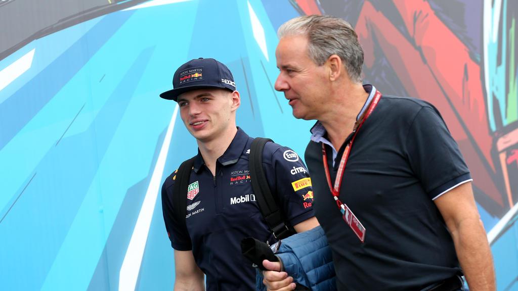 Max Verstappen teilt Helmut Markos Begeisterung über Honda