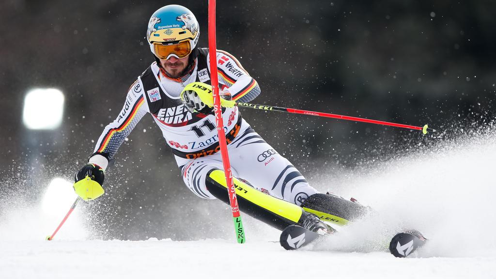 Felix Neureuther fuhr in Adelboden auf Rang 15