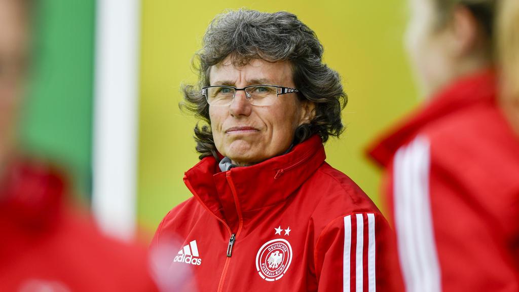 Ulrike Ballweg steht mit ihrer Mannschaft im Finale