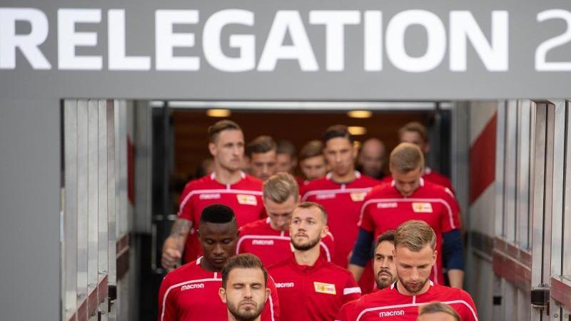Der 1. FC Union Berlin will in die Bundesliga