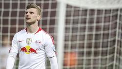 Timo Werner soll an einem Wechsel zum FC Bayern zweifeln