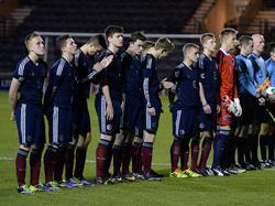 Schottlands U16