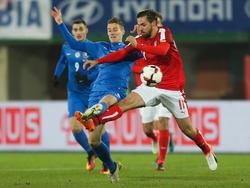 Österreich gegen Slowakei
