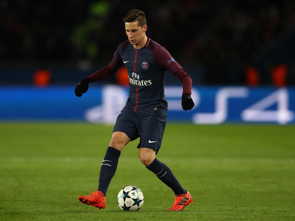 Wird beim FC Arsenal gehandelt: Julian Draxler
