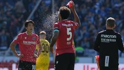 Abkühlung nach der Heimpleite: Hannover 96 in der Krise