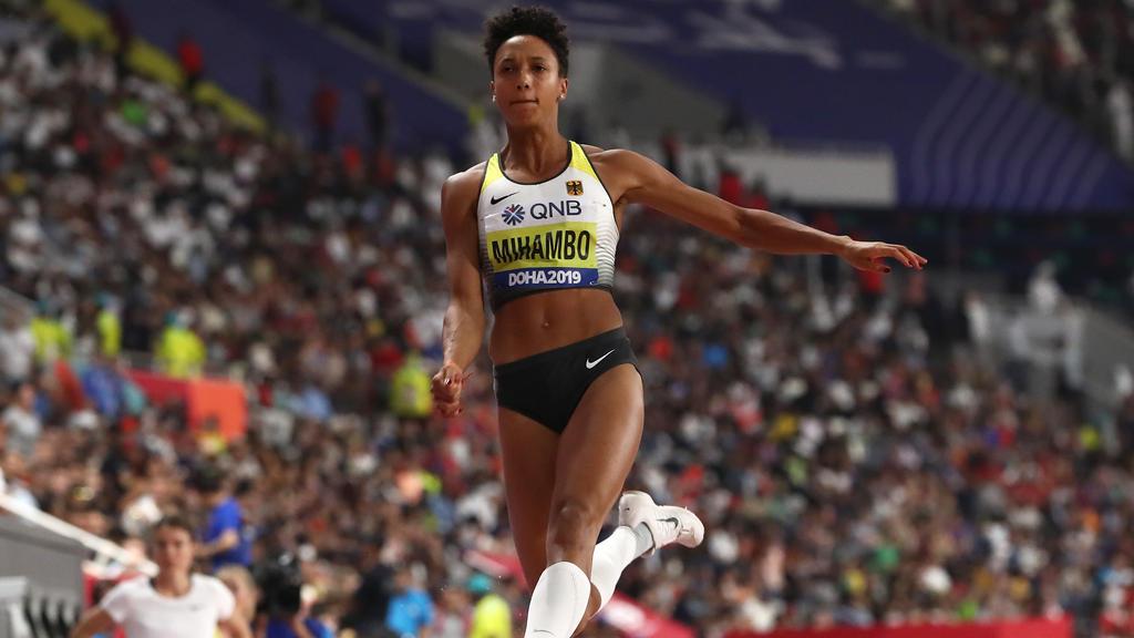 Mihambo will auch bei Olympia überzeugen