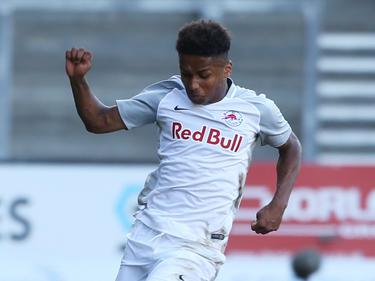 Karim Adeyemi soll noch länger in Salzburg spielen