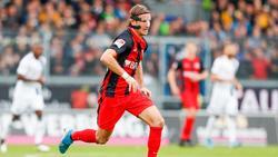 Fehlt dem SV Wehen Wiesbaden mehrere Wochen: Stefan Aigner