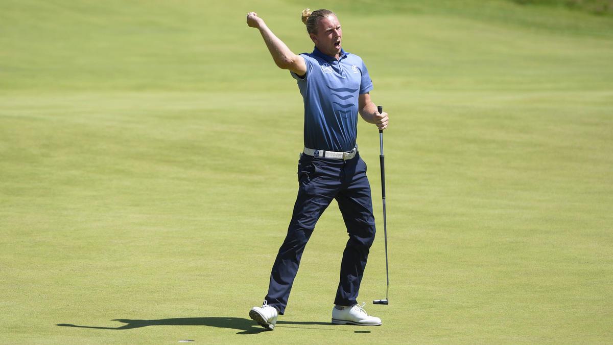 Marcel Siem machte in der Golf-Weltrangliste einen Sprung nach oben